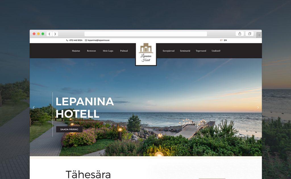 Lepanina Hotel